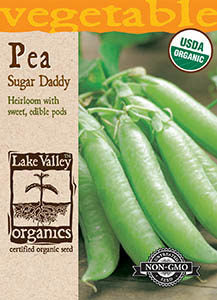 Sugar Daddy Snap Peas