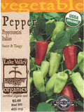 Italian Pepperoncini Sweet Pepper