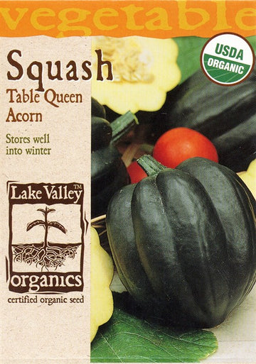 Table Queen Acorn Squash