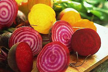 Jewel-toned Beet
