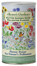 Scatter Can Pollinator Flowers