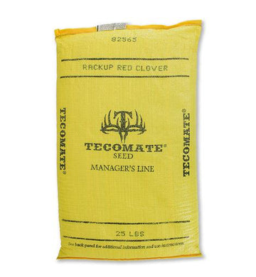 Tecomate Rackup Red Clover (25 lb)