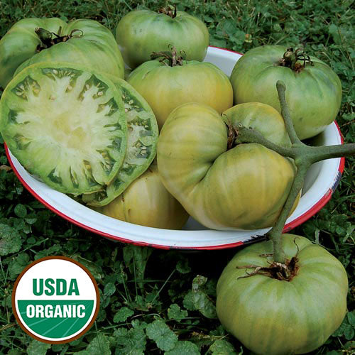 Aunt Ruby's German Green Tomato