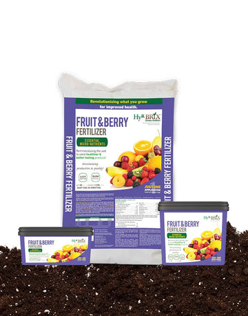 Hyr Brix Fruit & Berry Fertilizer