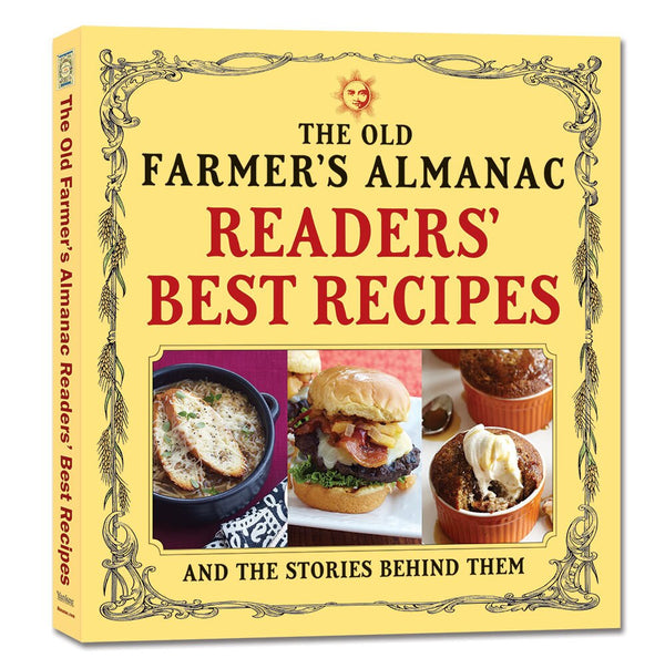 Farmers Almanac Readers' Best Recipes