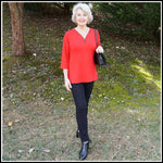 Warm Fall Dressing Tips - By Susan from Susanafter60