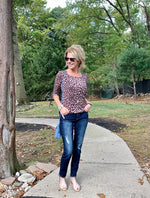 This Animal Print, Covers Perfectly - by -Sherri, A Woman Thing