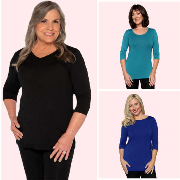 5 Tips to Choosing the Right Neckline - By Pauline Durban, Founder of Covered Perfectly