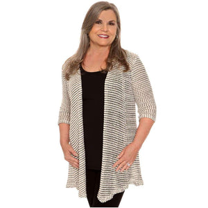 Cotton Blend lightweight woman's jacket for all seasons