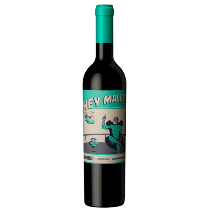 Riccitelli Hey Malbec 750 ml