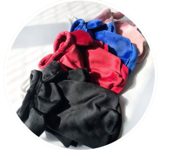 bull dog clothes in 4 colors