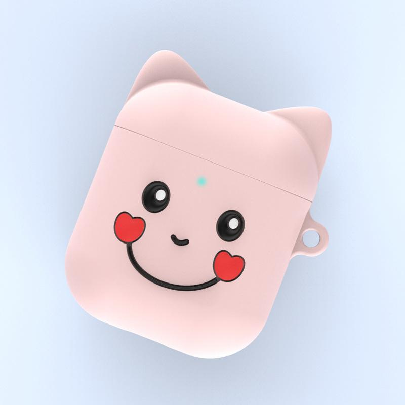 Airpods protective sleeve ins cute cartoon