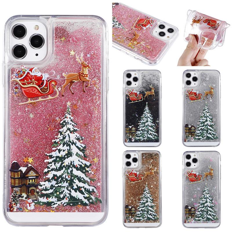 【Christmas sale-70%OFF】Flash powder mobile phone case