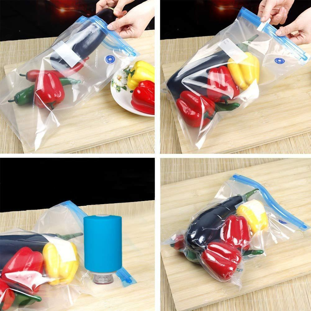 (Mini Automatic Compression Vacuum Sealer)