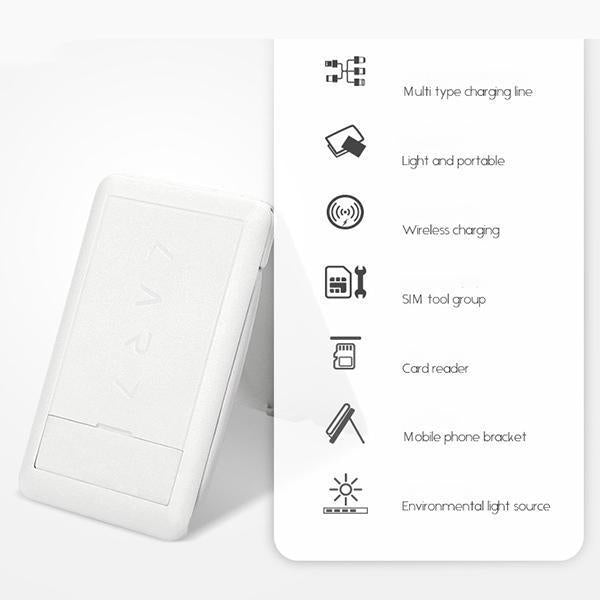 (free shipping)Multi-Function Urban Survival Card