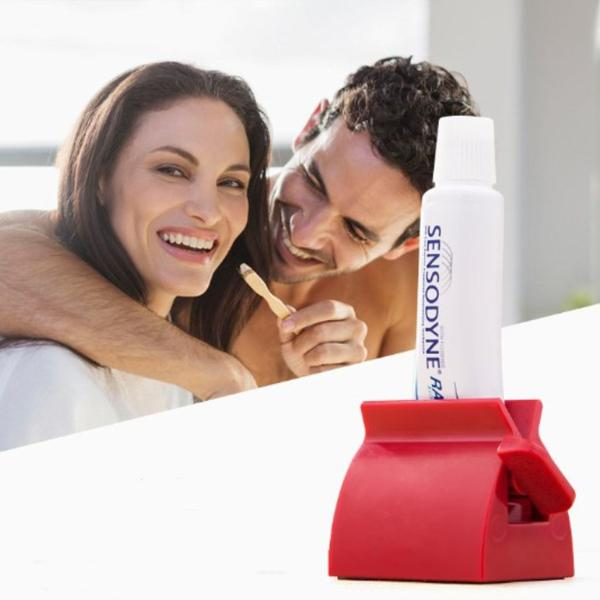 (New Product Promotion)-Toothpaste Squeezer Dispenser