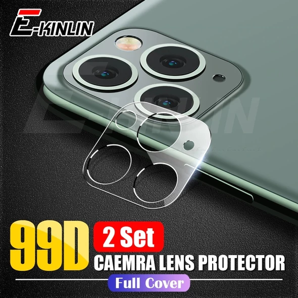 (New Product Promotion)-Lot Back Camera Lens Protective For Apple iPhone