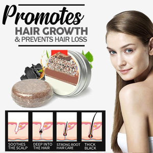 Hair Growth Shampoo Bar