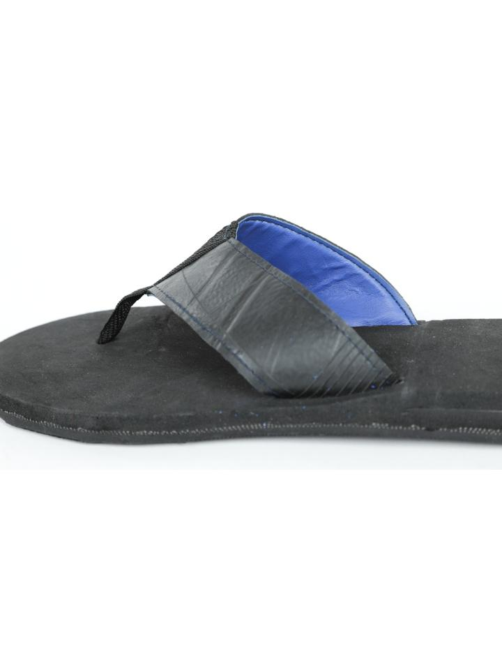 ESSENTIAL SANDAL FOR HIM, CARIBBEAN SEA BLUE
