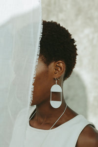 Chain Swing Earrings