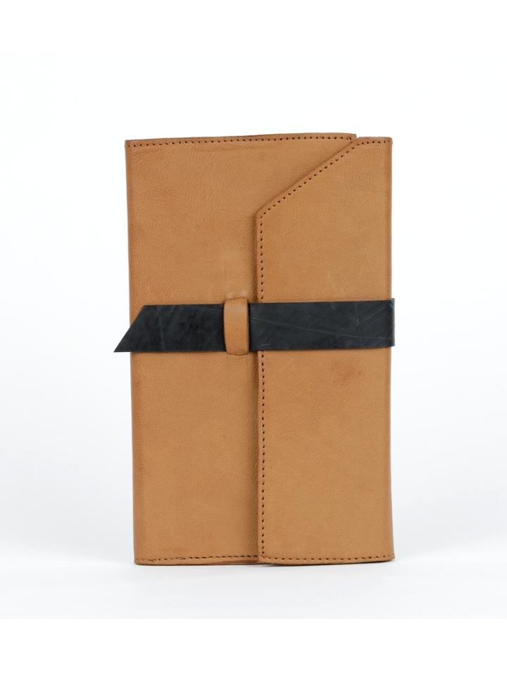 MILO JOURNAL COVER, COGNAC