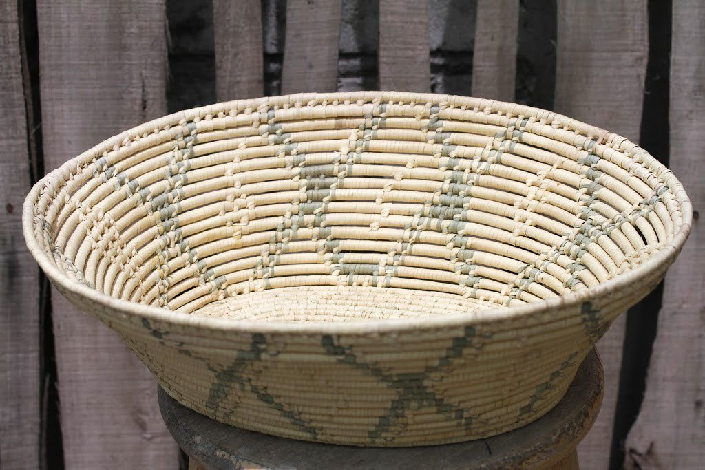 Deep Oval Basket