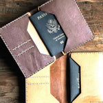 Avanti Field Notes/Passport Holder Wallet