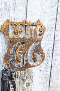 Route 66 Rustic
