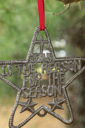 Star Jesus is Reason for season