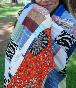 MOSO Throw Blanket