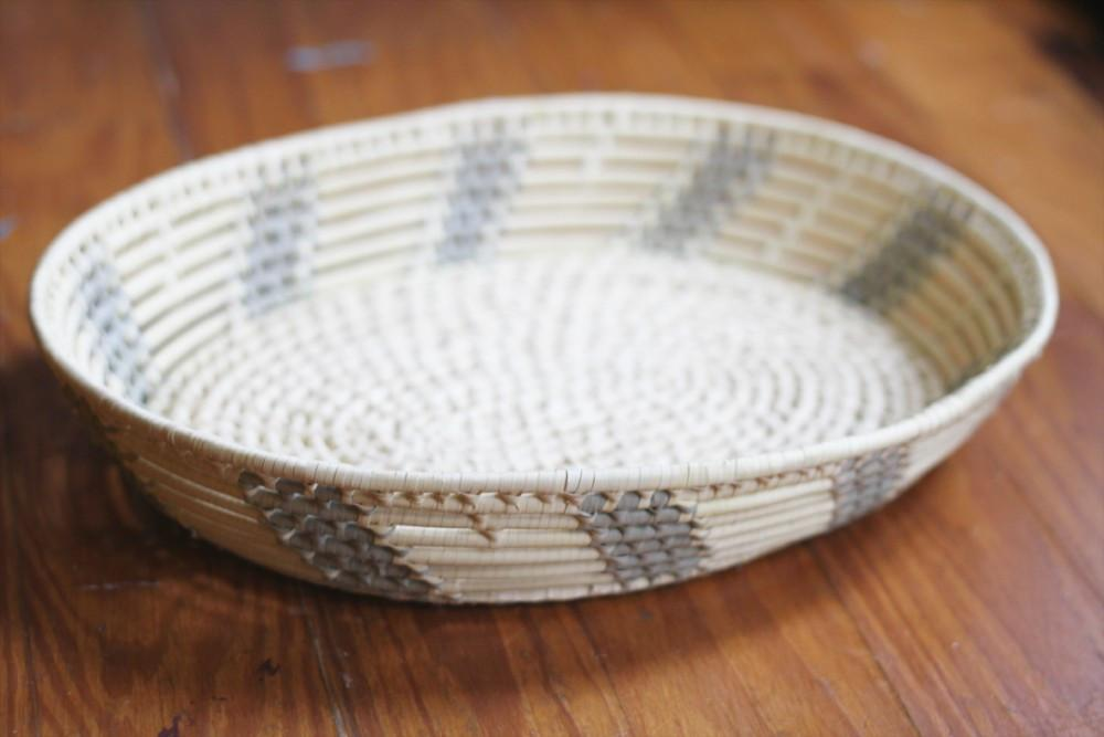 Open Oval Basket