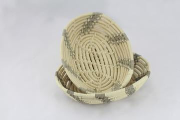 Small Oval Sorting Basket