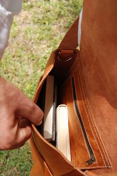 The Simon Messenger Bag