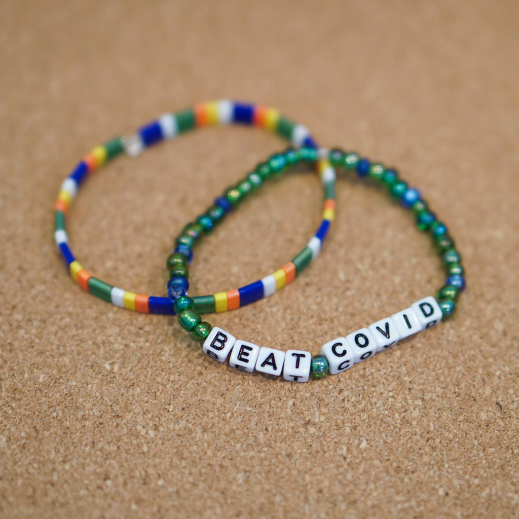 STAY HOME - corona relief bracelets