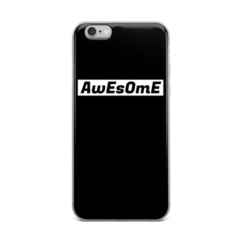 Awesome iPhone Case - Crazy Rabbit Merch
