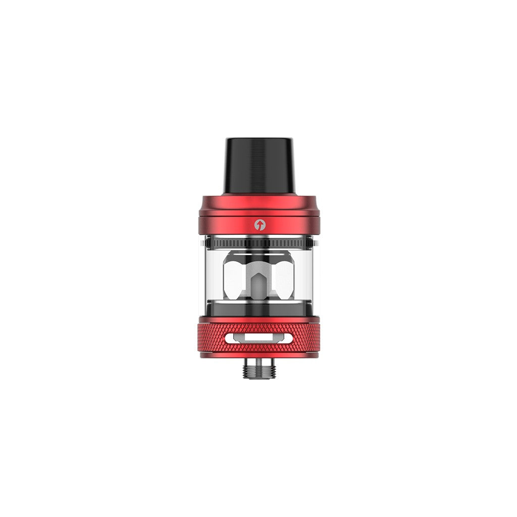 Vaporesso NRG PE 3.5ml Tank GT4 MESHED/GT ceramic Coil-Red-ECOAO at ecoao