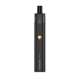 Vaporesso PodStick Pod Kit 900mAh with 2ml MTL pod 1.3ohm ceramic, 0.6ohm Meshed-Black-TPD-ECOAO