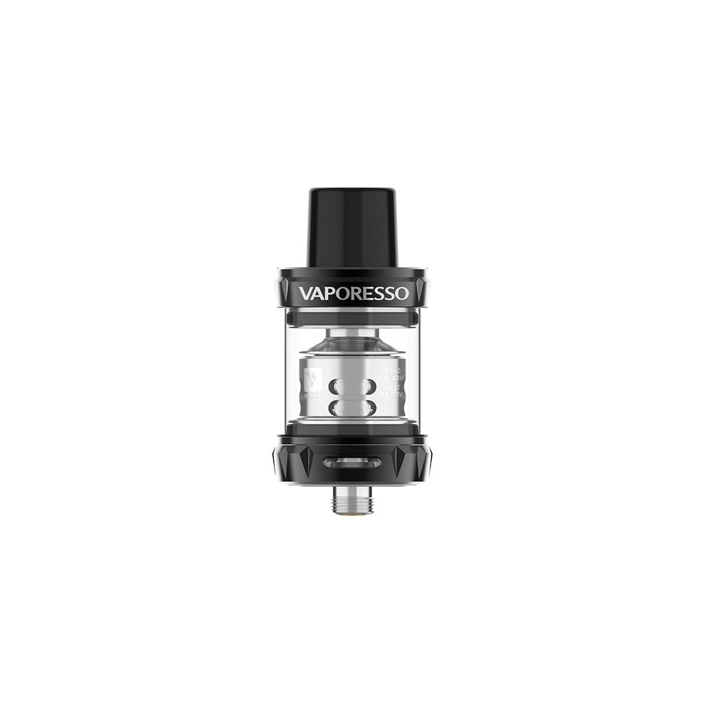 Vaporesso SKRR-S Mini 3.5ML tank QF Strips/QF Meshed-Black-ECOAO at ecoao