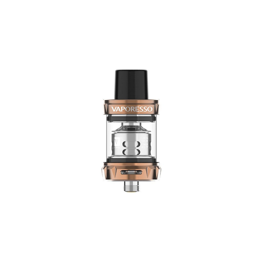 Vaporesso SKRR-S Mini 3.5ML tank QF Strips/QF Meshed-Bronze-ECOAO at ecoao