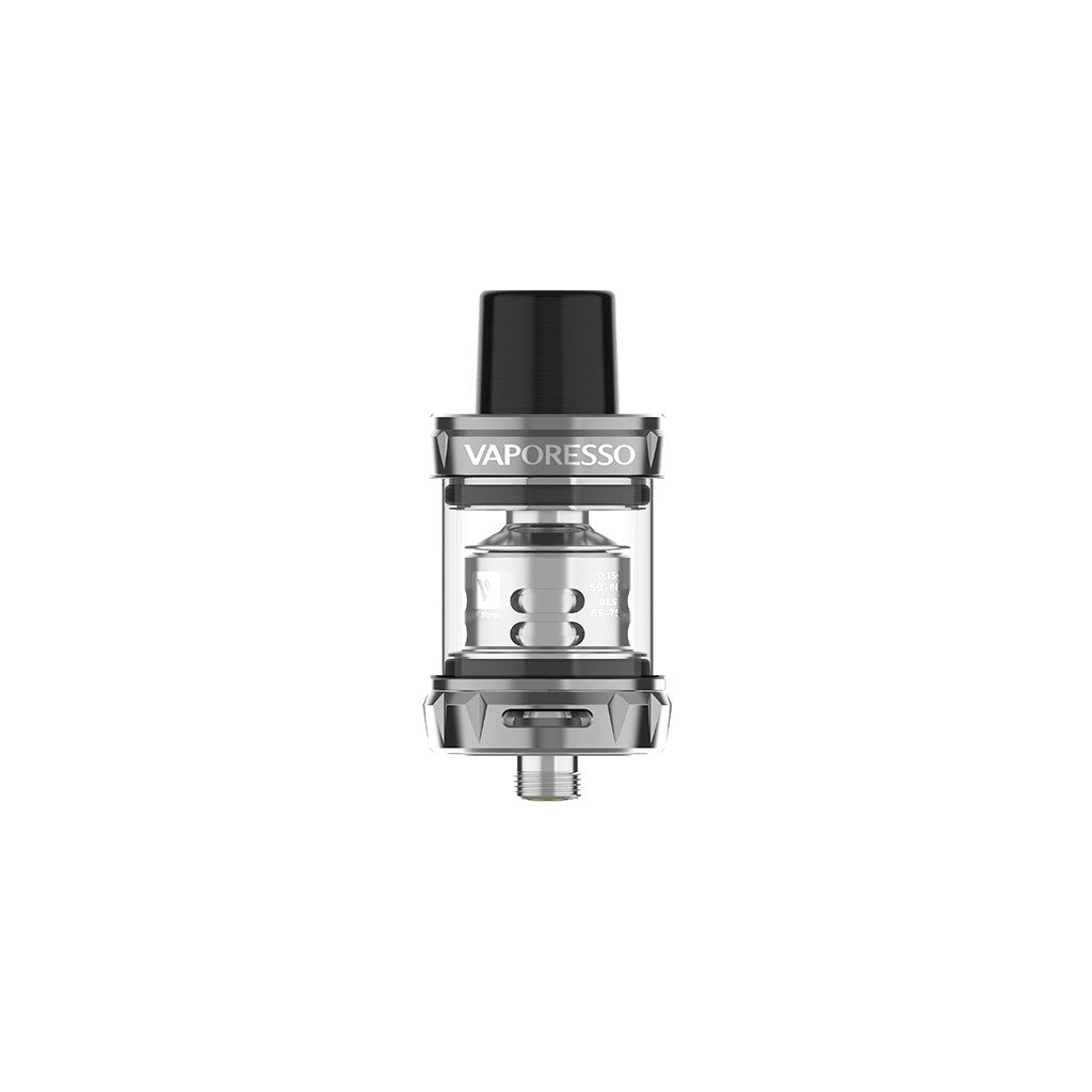 Vaporesso SKRR-S Mini 3.5ML tank QF Strips/QF Meshed-Silver-ECOAO at ecoao