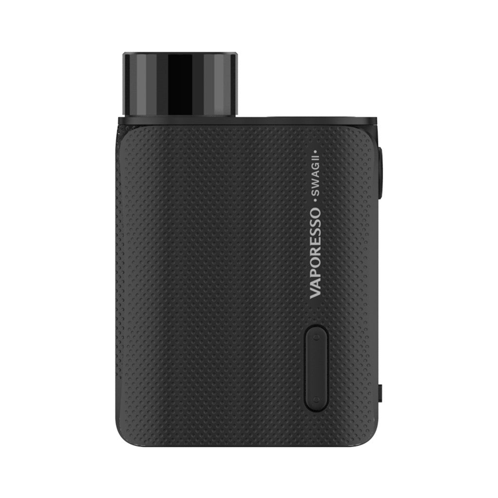 "Vaporesso SWAG 2 MOD 80W 0.91""OLED AXON Chip-Black-ECOAO at ecoao"