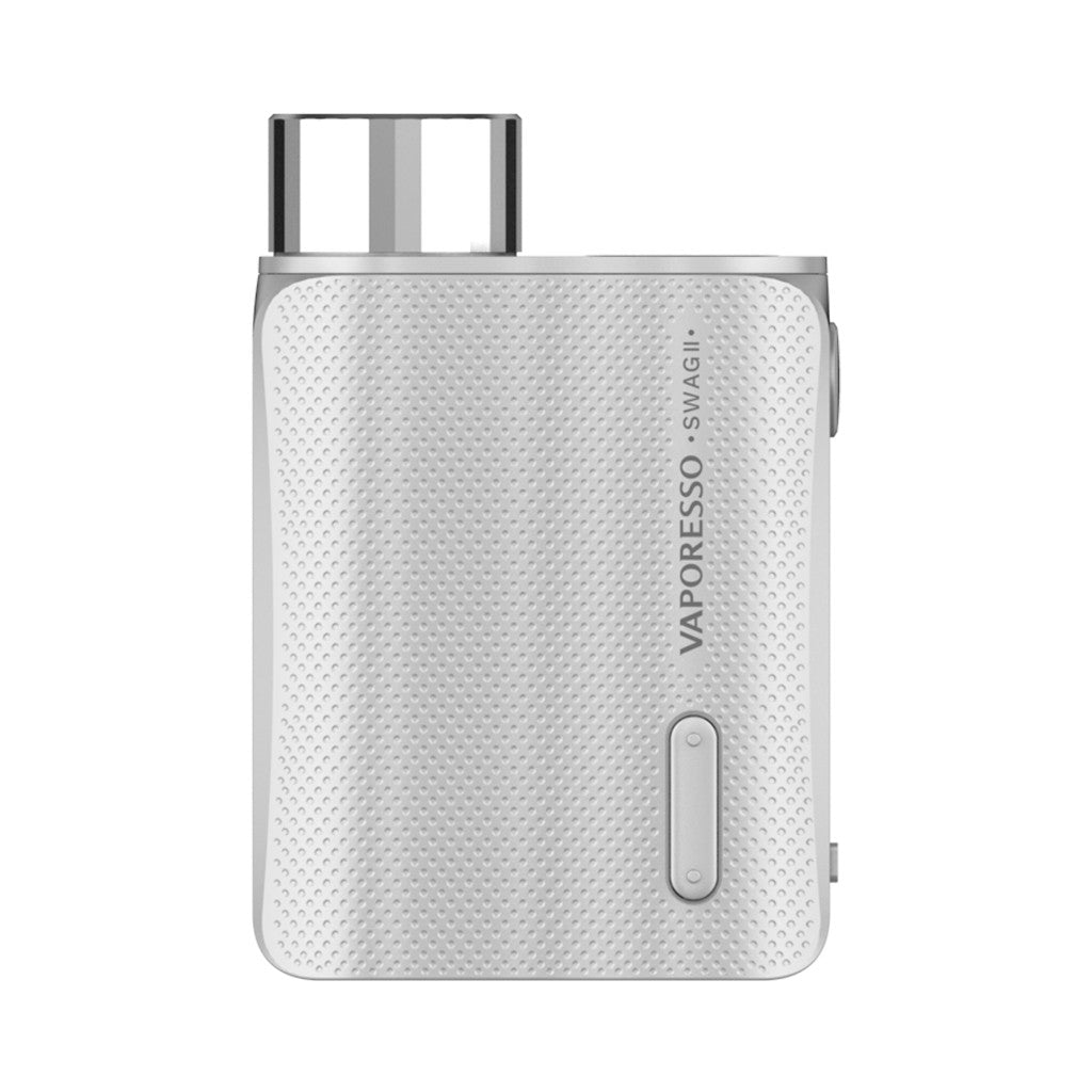 "Vaporesso SWAG 2 MOD 80W 0.91""OLED AXON Chip-Silver-ECOAO at ecoao"