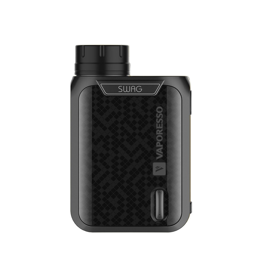 Vaporesso SWAG build-in Battery 18650 (not included)-Black-ECOAO at ecoao