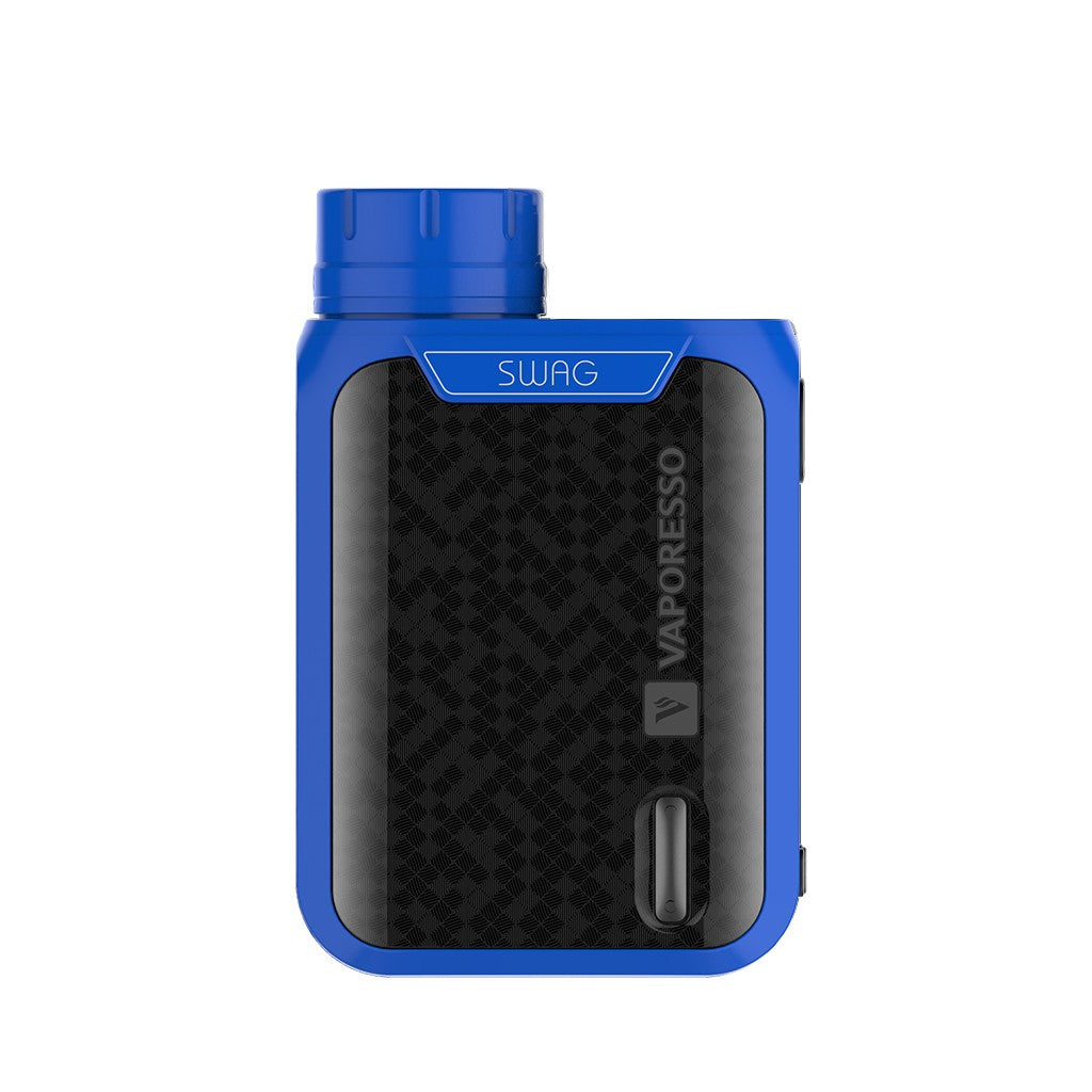 Vaporesso SWAG build-in Battery 18650 (not included)-Blue-ECOAO at ecoao