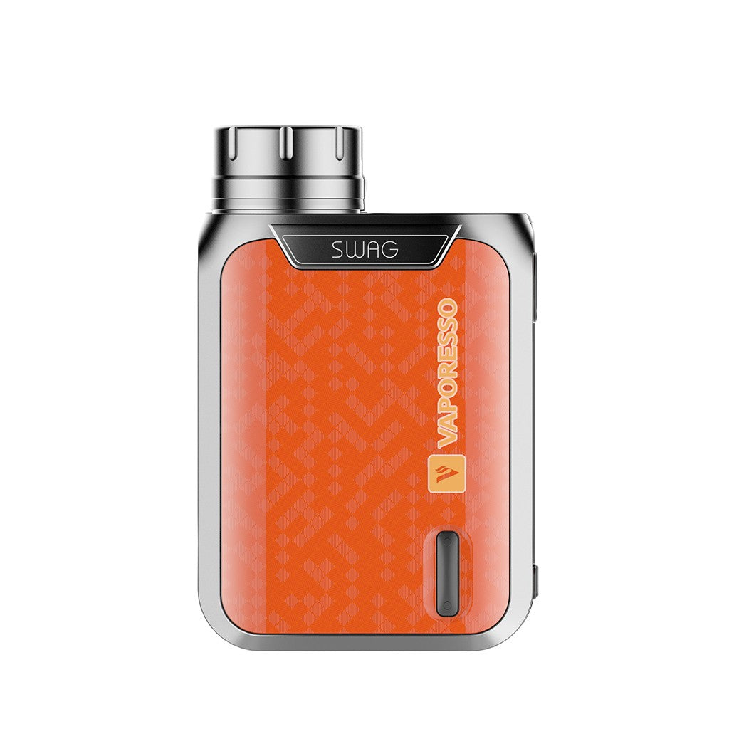 Vaporesso SWAG build-in Battery 18650 (not included)-Orange-ECOAO at ecoao
