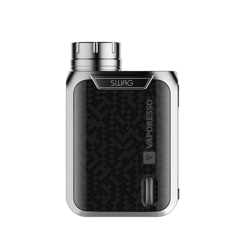 Vaporesso SWAG build-in Battery 18650 (not included)-Silver-ECOAO at ecoao