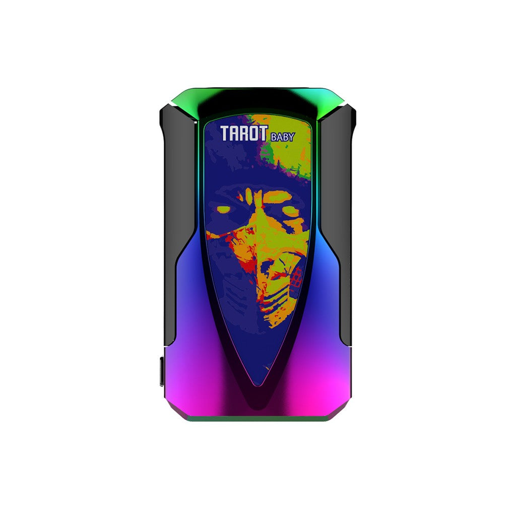 Vaporesso Tarot Baby Box Mod 0.96-inc-Rainbow-ECOAO at ecoao
