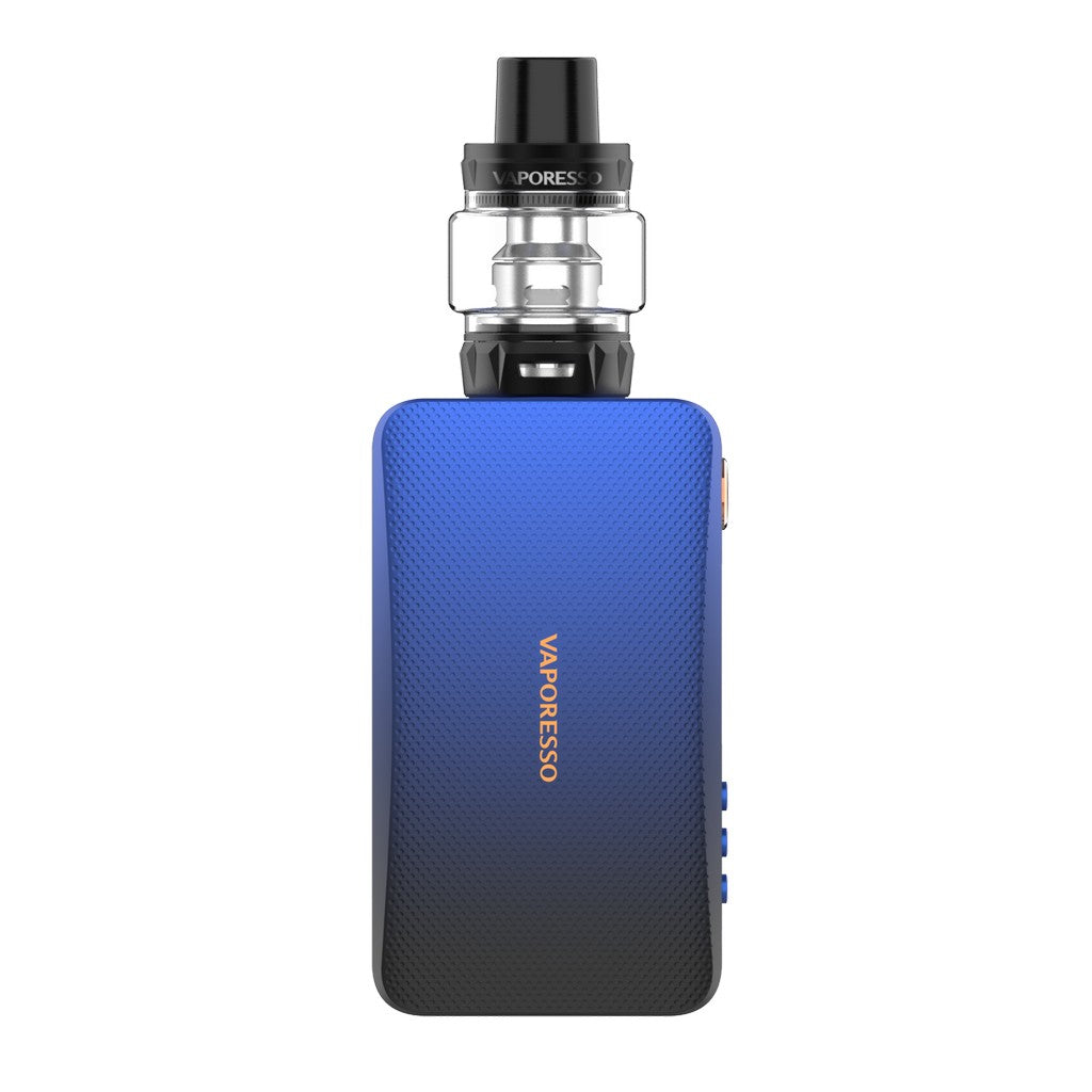 Vaporesso GEN TC Kit with SKRR-S 8ml QF Meshed/QF Strips-Black Blue-ECOAO at ecoao