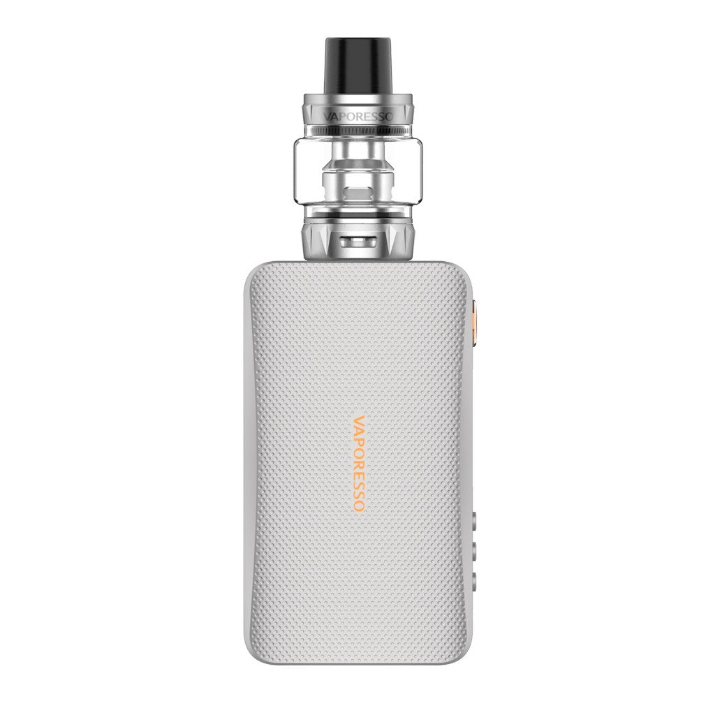 Vaporesso GEN TC Kit with SKRR-S 8ml QF Meshed/QF Strips-Silver-ECOAO at ecoao