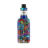 Vaporesso LUXE S 220W TC Kit with SKRR-S tank QF Strips/ QF Meshed